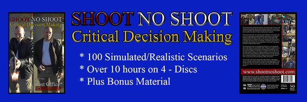 Shoot NO Shoot: Critical Decision Making: Post Office